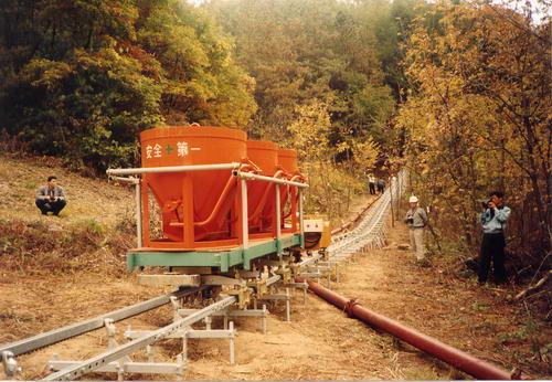 3000型单轨运输机展示9