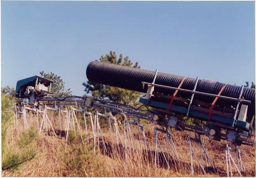 3000型单轨运输机展示3