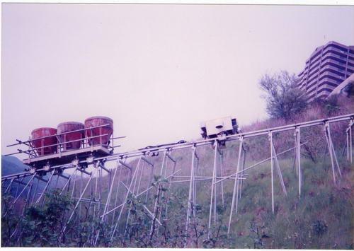 3000型单轨运输机展示7